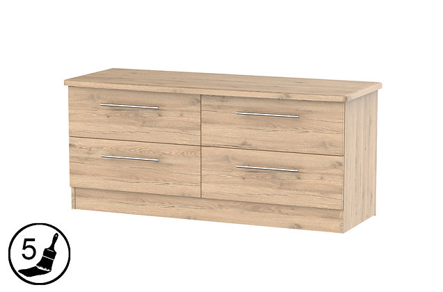 Milford 4 Drawer Bed Box
