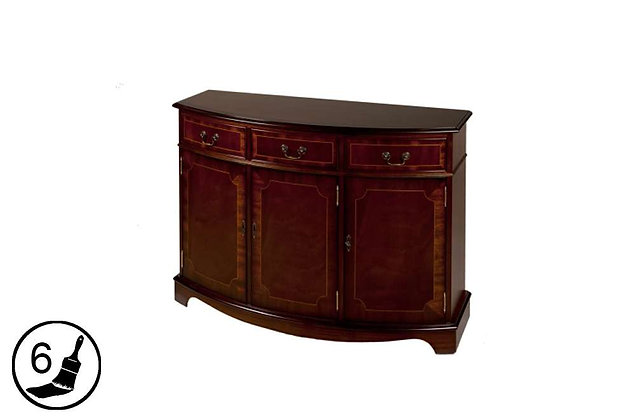 Simply Classical 3 Door Bow Sideboard