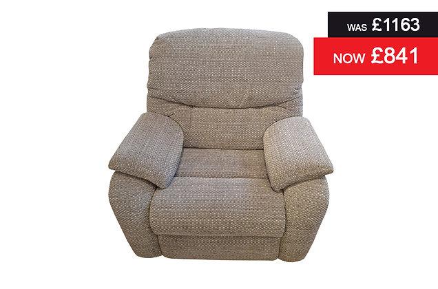 G Plan Mistral Standard Chair - Hopsack Grey