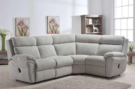 Ludlow 2 & 1 Corner Recliner Sofa