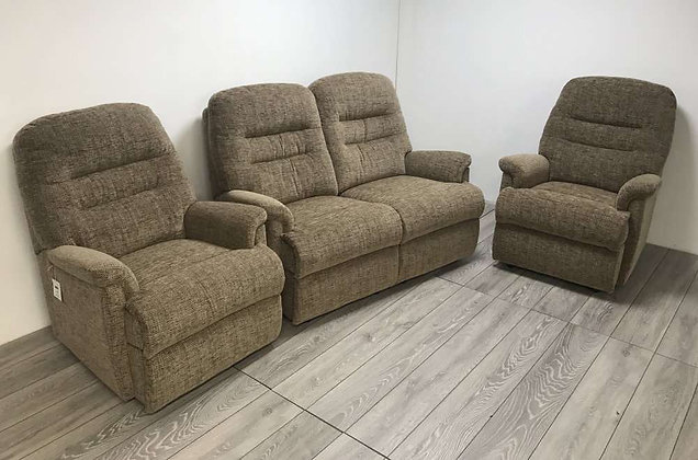 Seaton Group – 2 seater & Two Armchairs