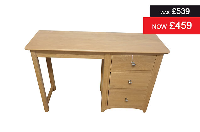 Charmwood 3 Drawer Dressing Table