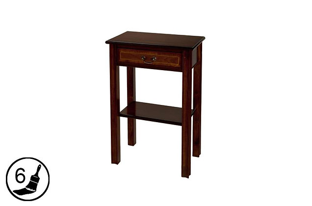 Simply Classical 1 Drawer Chippendale Hall Table