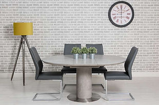 SmarTops Round Dining Tables and Chairs