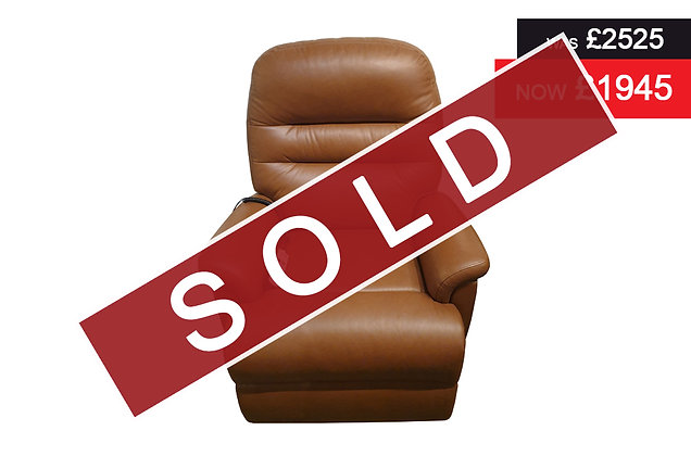 Sherborne Keswick Standard Dual Motor Lift & Rise Recliner Chair - Leather