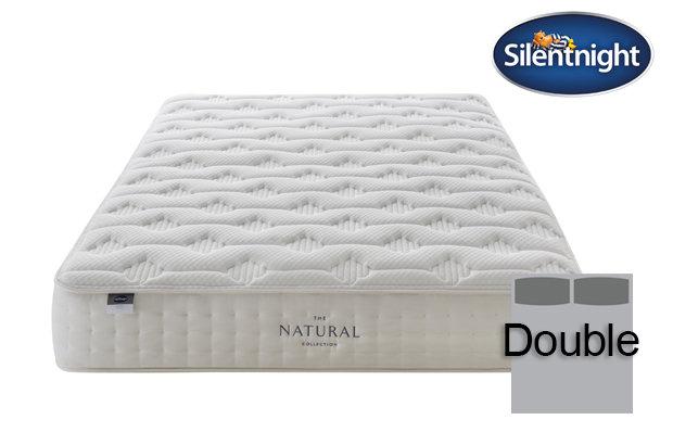 Silentnight Mirapocket Luxuriant Natural 1400 Double Mattress