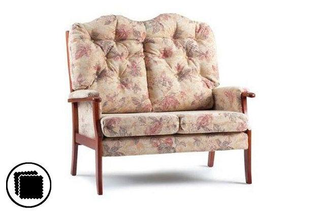 Megan Legged 2 Seater Sofa
