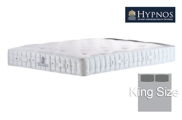 Hypnos Solar Deluxe King Size Mattress