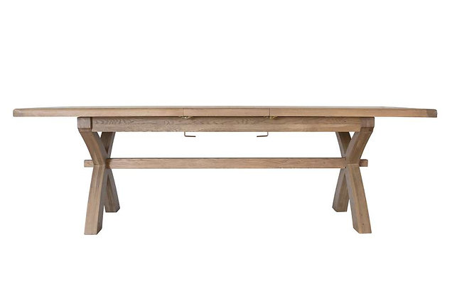Toulouse 2m Cross Leg Dining Table