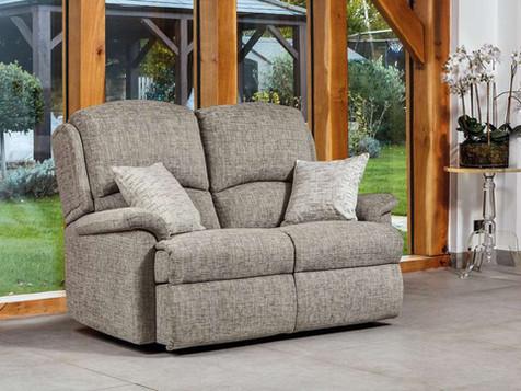 Sherborne Virginia 2 Seater Fabric Sofa