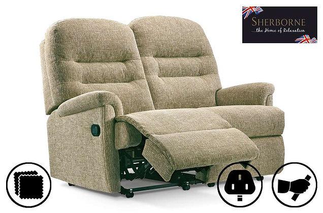 Sherborne Keswick Standard 2 Seater Recliner Sofa