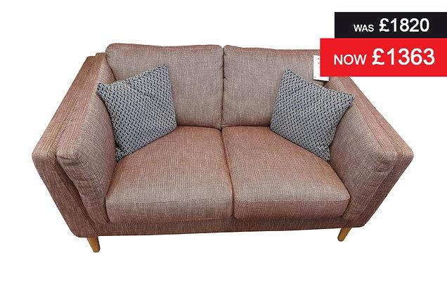 Ercol Favara Medium Sofa - F101 Fabric