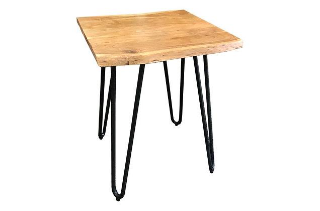 Acacia Lamp Table
