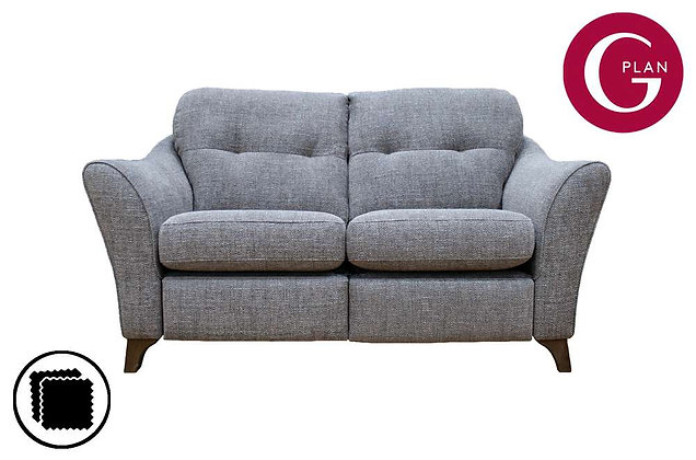 G Plan Hatton 2 Seater Standard Back Sofa