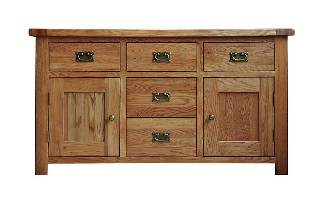 Rustic Charm 4ft6In Sideboard