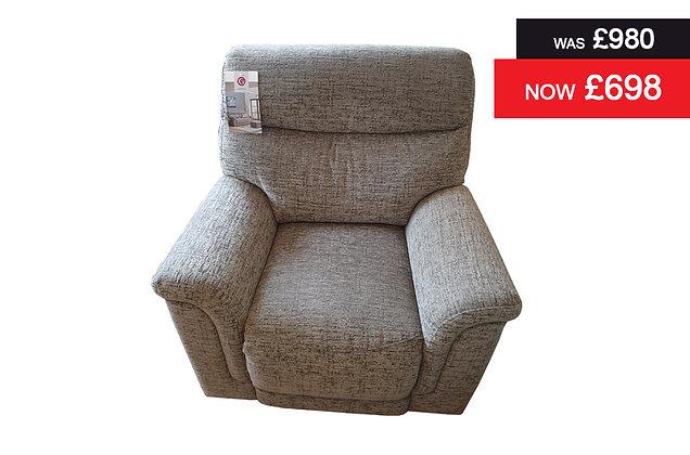 G Plan Harrison Chair - Sorrento Slate