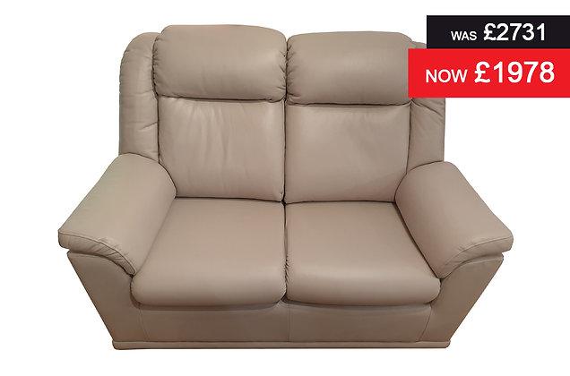 G Plan Milton 2 Seater Sofa - Capri Putty