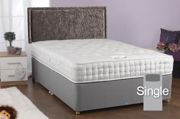 Kelso 1000 Single Divan Bed