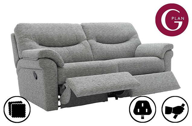 G Plan Washington 3 Seater Recliner Sofa