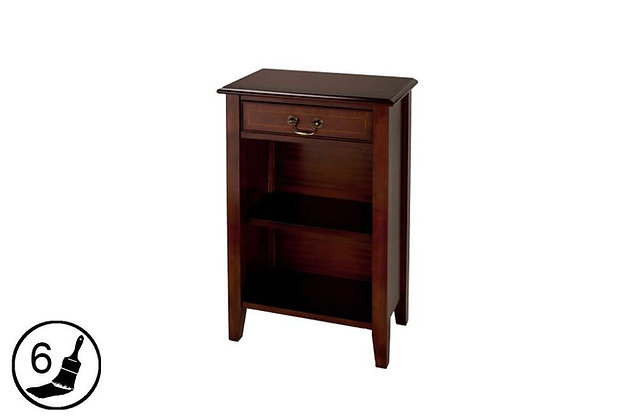 Simply Classical Sheraton 1 Drawer Hall Cupboard