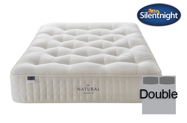 Silentnight Mirapocket Cello Natural 2000 Double Mattress