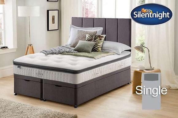 Silentnight Bradbury Mirapocket 1400 Single Divan Bed