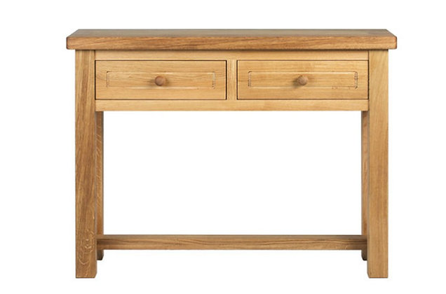 Bretagne 2 Drawer Console Table – Lacquered