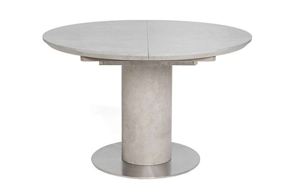 Delta Round Extending Dining Table