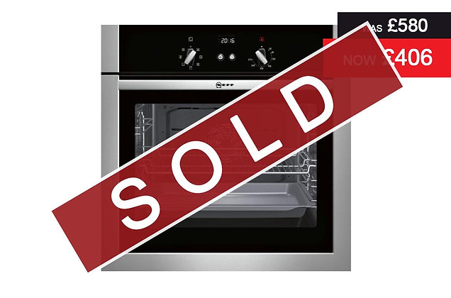 Neff – Single Oven with CircoTherm (B14M42N5GB)