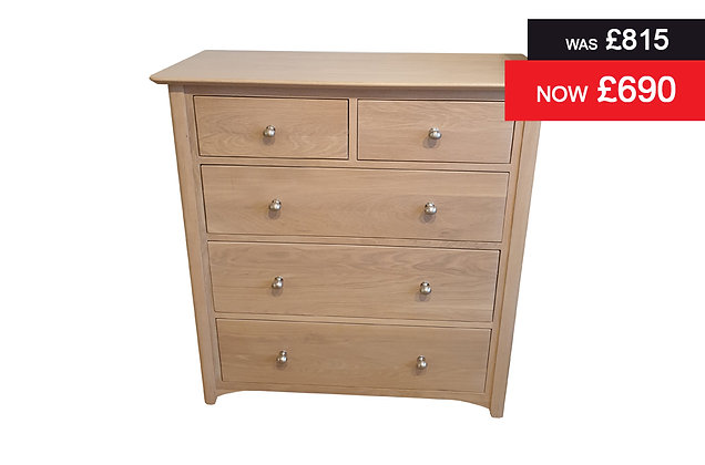 Charmwood 3 plus 2 Drawer Chest