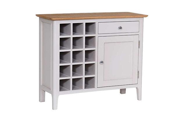 Bembridge Painted Wine Cabinet