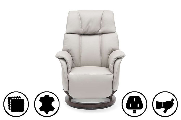 Kolding Medium Recliner Chair with Integrated Footrest