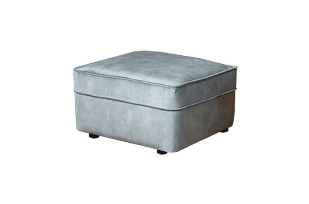 Brooke Footstool