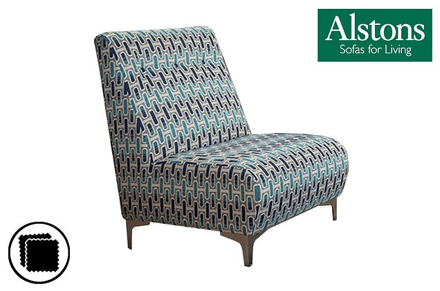Lexi Armless Accent Chair