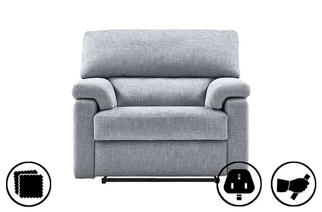 Ernest Recliner Cuddler Chair
