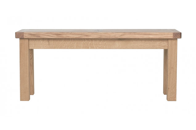 Bretagne 98cm Bench – Lacquered