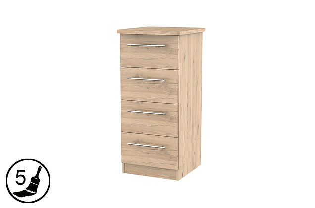 Milford 4 Drawer Locker Chest