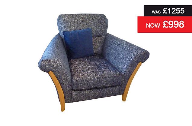 Ercol Trieste Chair - T245 Fabric