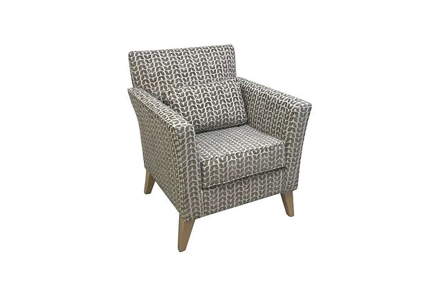 Dereham Accent Chair – Contemporary Cover