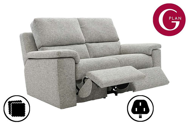 G Plan Taylor 2 Seater Power Recliner Sofa