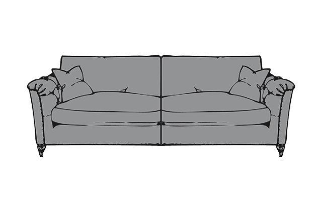 Sophia Grand Split Standard Back Sofa