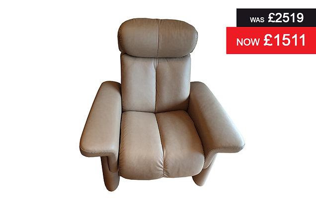 Stressless Legend Highback Chair - Paloma Sand