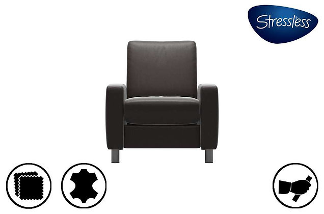 Stressless Arion A10 Low Back Recliner Chair