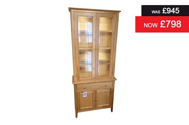Natural Oak Small Sideboard Dresser Top