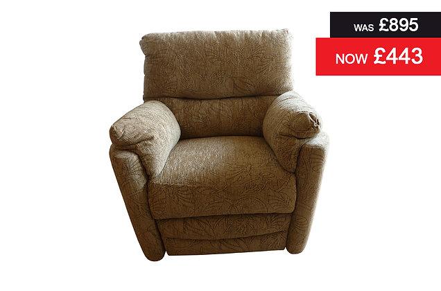Buoyant Maria Recliner Chair - Swirl Brown