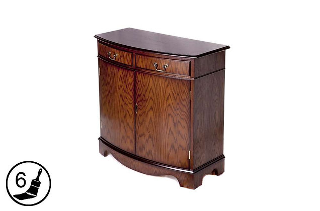 Simply Classical 3ft Bow Sideboard