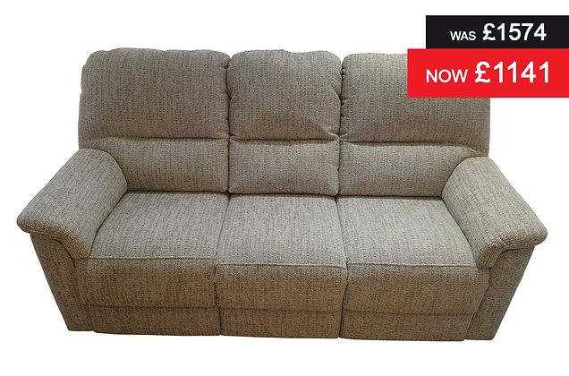 G Plan Chadwick 3 Seater Sofa - Alford Denim