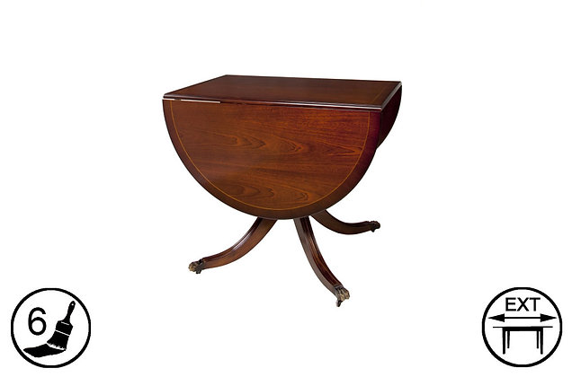 Simply Classical 5ft Pembroke Table
