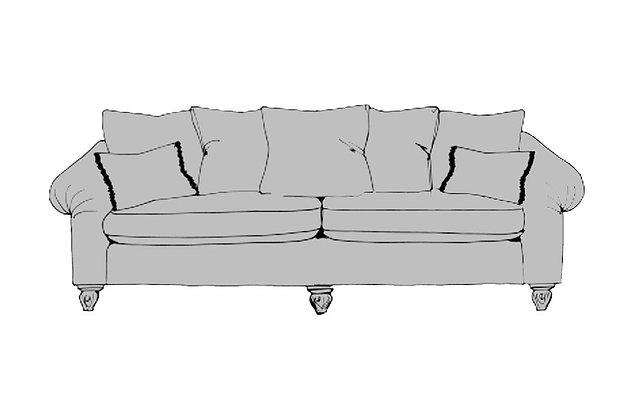 Inca Extra Large Sofa