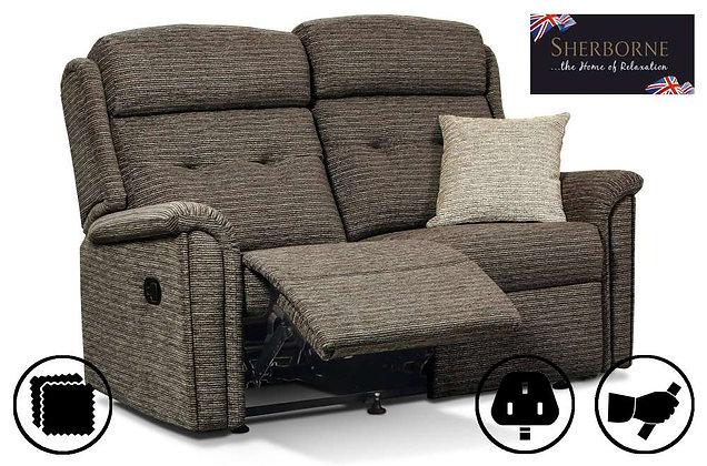 Sherborne Roma Standard 2 Seater Recliner Sofa